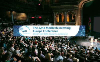 MedTech Investing Europe Conference